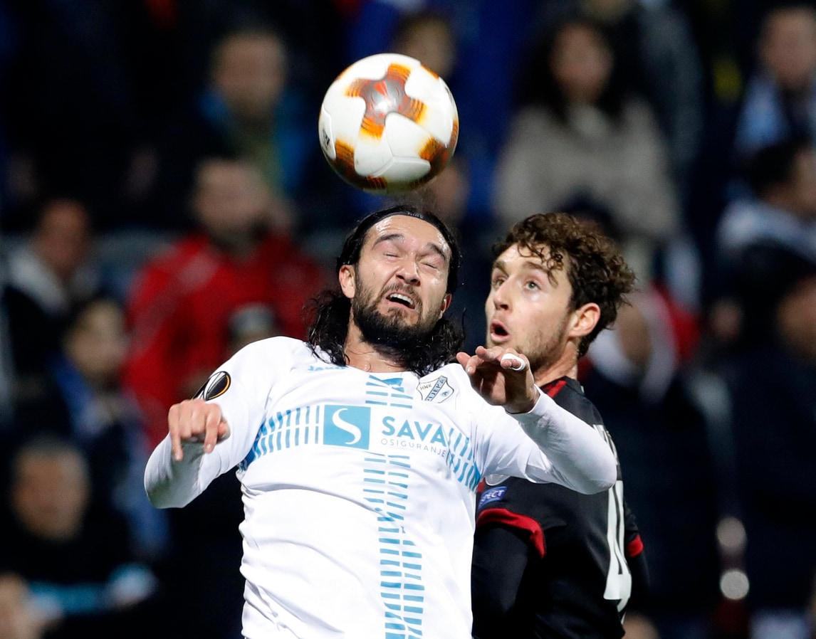 Europa League, Rijeka-Milan 2-0: il tabellino