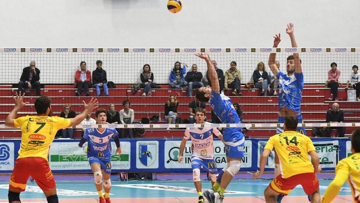 Volley: A2 Maschile, la 3a di ritorno parte con due anticipi