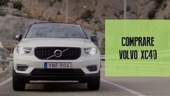 Tre motivi per comprarla: Volvo XC40