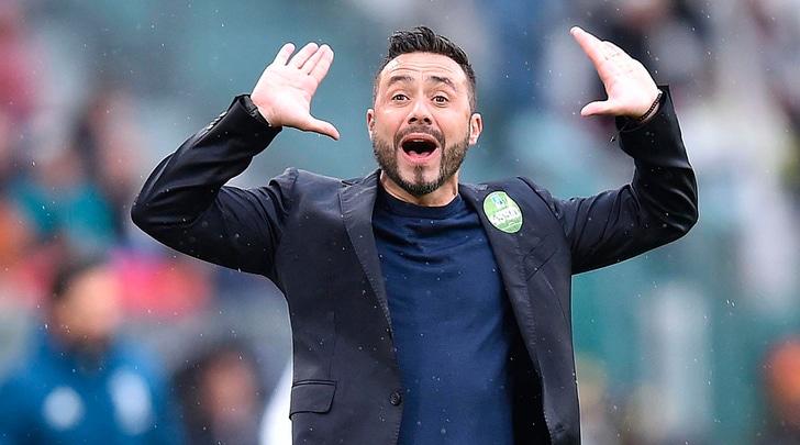 Serie A, De Zerbi: «L'anno prossimo non sarò io l'allenatore del Benevento»