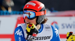 Sci, Cdm: Flury vince primo SuperG a St. Moritz, Brignone 4ª