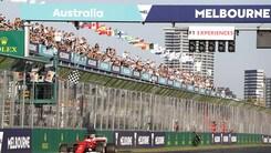 F1, Gp Australia: nel 2018 gare collaterali e tanti eventi per i tifosi