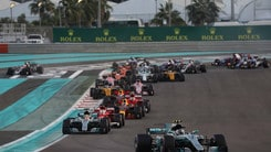 F1: nel 2017 pubblico in crescita dell'8%