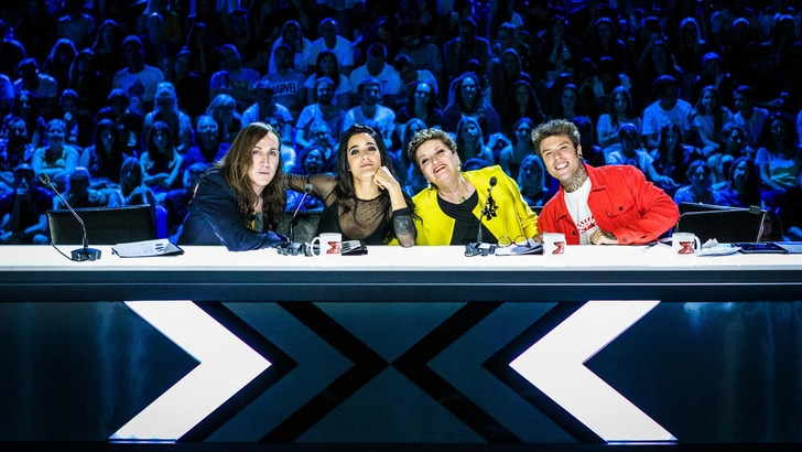 x Factor: in quota vincono i Maneskin