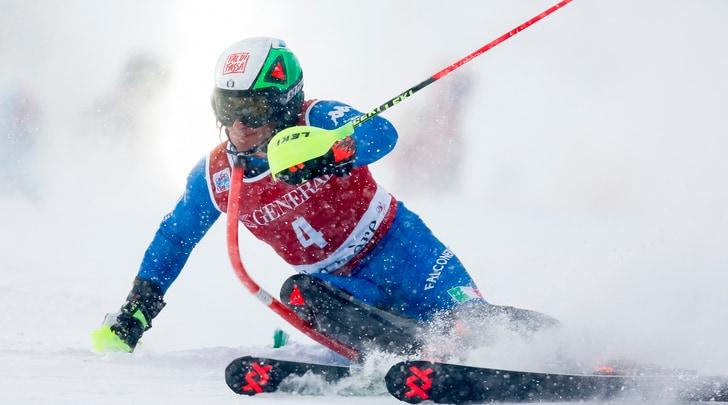 Sci, slalom Val d'Isere: vince Hirscher, Gross 6°