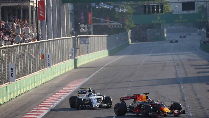 F1: Ricciardo, è suo il miglior sorpasso del 2017