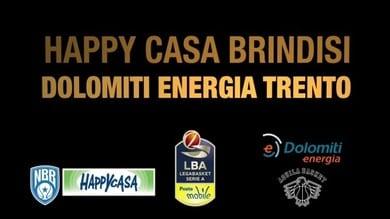 Happy Casa Brindisi-Dolomiti Energia Trento