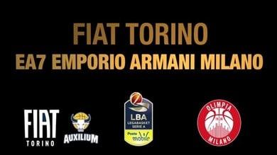 Fiat Torino-EA7 Emporio Armani Milano