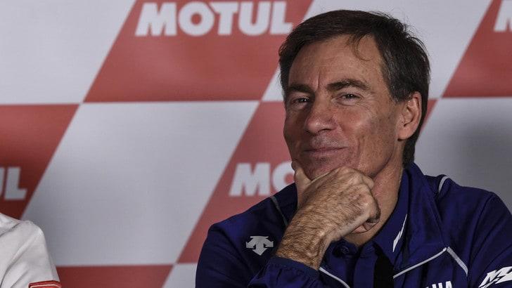 MotoGp Yamaha, Jarvis: «Ci aspetta tanto lavoro»