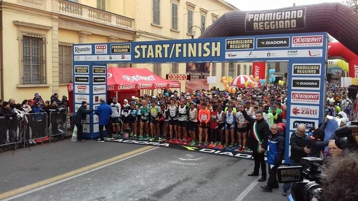 Maratona di Reggio Emilia nel segno di Ruanda ed Etiopia