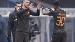 Champions: Roma-Shakhtar, obiettivo quarti a 1,35