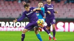 Coppa Italia: Fiorentina favorita a 1,87 sulla Samp