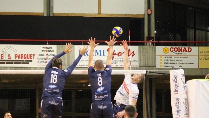 Volley: A2 Maschile, mercoledì sera si gioca la 4a giornata