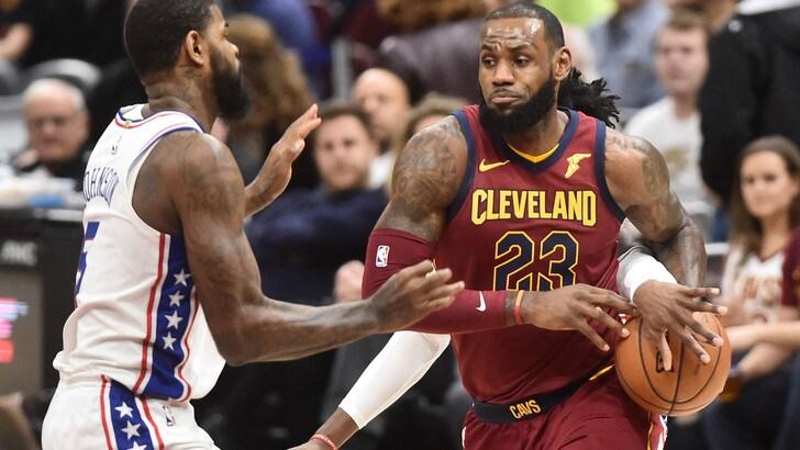 NBA, James esalta Lonzo Ball: