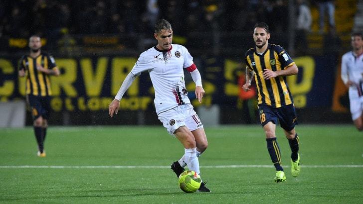 Serie C, Juve Stabia-Reggina 2-1: decisivo il gol di Bachini