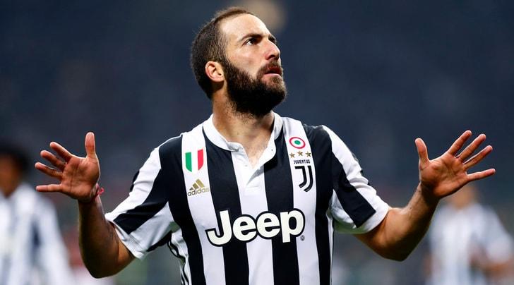 Juventus, Higuain già decisivo nei momenti cruciali