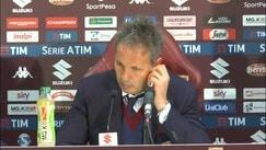 """Mihajlovic: """"Napoli troppo forte se gioca così"""""""