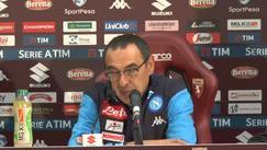 "Sarri: ""Hamsik come Maradona, che traguardo"""