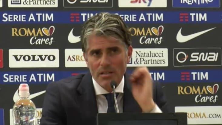 """Lopez:""""Si vede che Fazio tocca con la mano"""""""