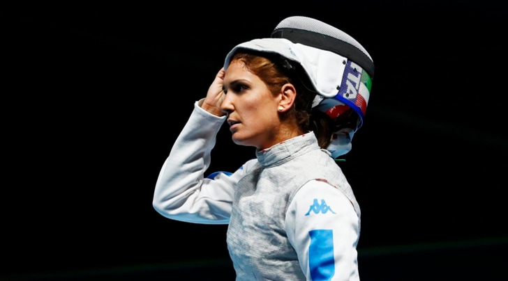 Scherma, Grand Prix Fie: Arianna Errigo conquista il podio