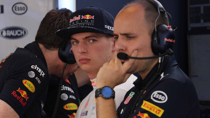 F1, Horner: «Verstappen bravo a superare le difficoltà»