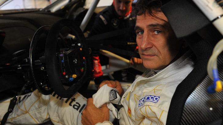 Alex Zanardi l'inarrestabile: correrà la 24 Ore di Daytona 2019