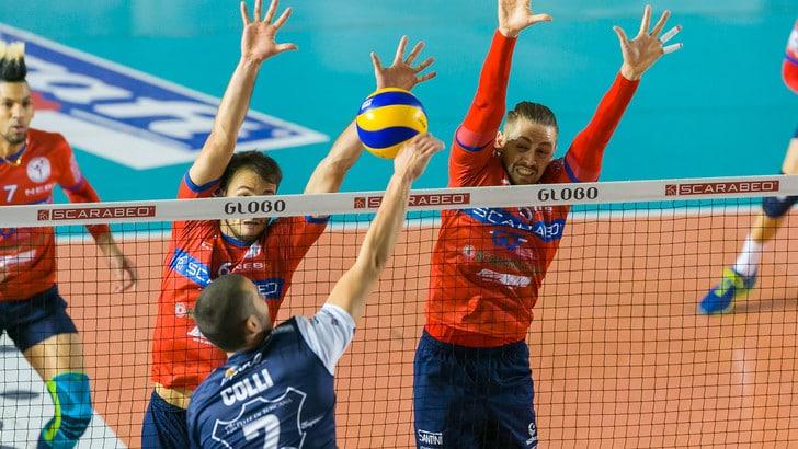 Volley: Coppa Italia A2 Maschile, in campo per le semifinali