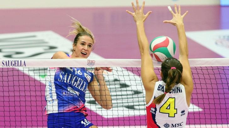 Volley: Coppa Italia Femminile, da domani l'andata dei quarti