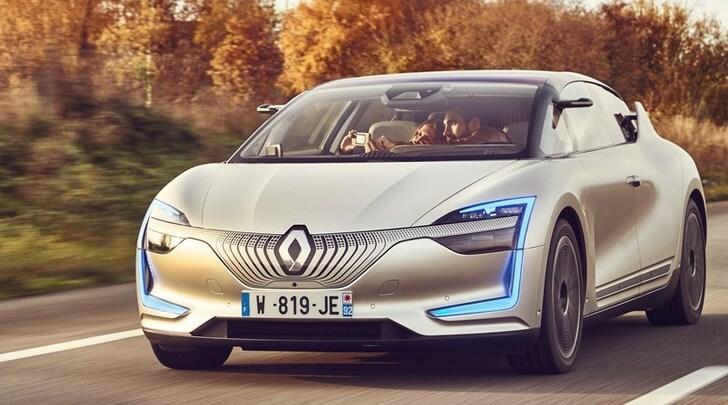 Renault Symbioz, l'auto del futuro è già su strada