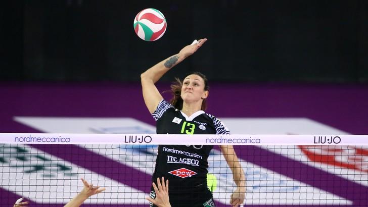 Volley: Coppa Italia A1 Femminile, Modena vince l'andata con Busto