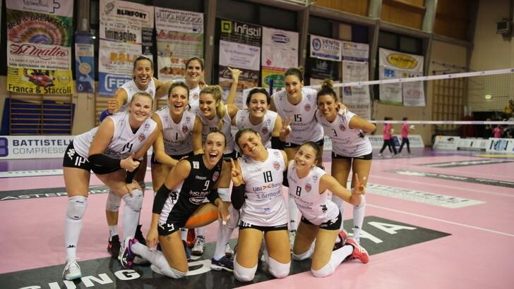 Volley: A2 Femminile, Cuneo corsara a Marsala, le inseguitrici arrancano
