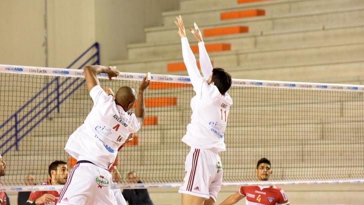 Volley: A2 Maschile, Girone Blu: Gioia del Colle travolge Ortona