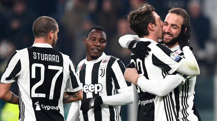 Coppa Italia, il programma completo: Juventus-Torino il 3 gennaio
