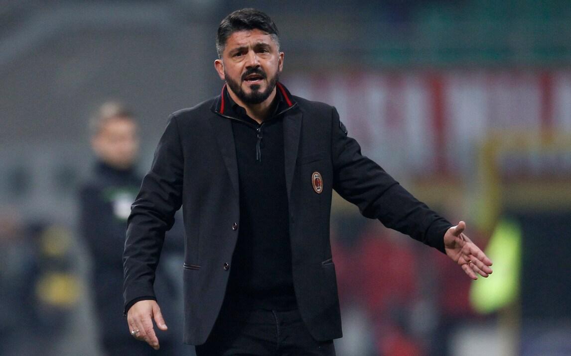 Gattuso carica il Milan: «Questo derby è come una finale del Mondiale»
