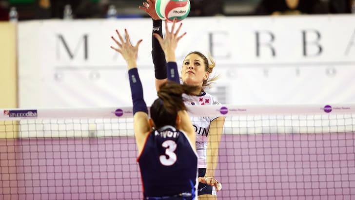 Volley: A1 Femminile, nella 1a di ritorno si confermano le grandi
