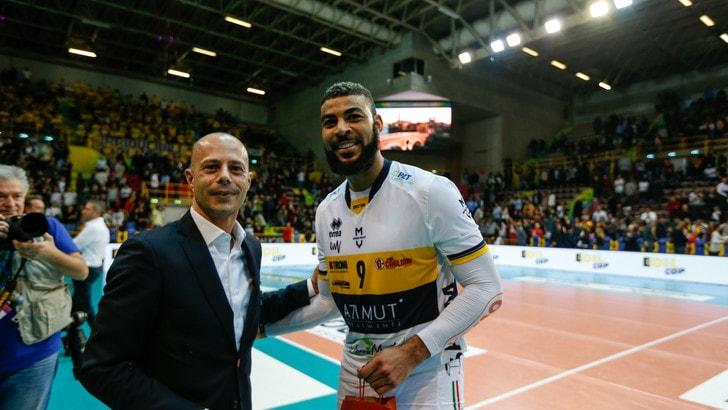 Volley: Superlega, Earvin e Swan Ngapeth lasciano Modena ?