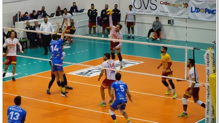 Volley: A2 Maschile, Girone Blu: Tuscania vince a Lagonegro e torna prima