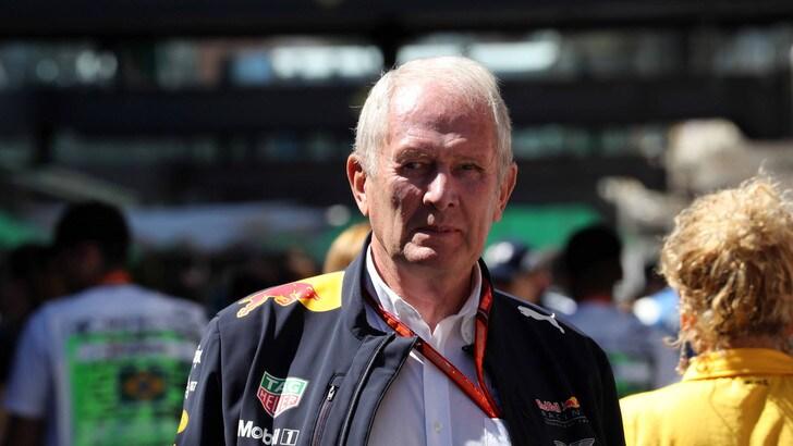 F1, Marko: «Verstappen e Ricciardo: non ci sono preferenze»