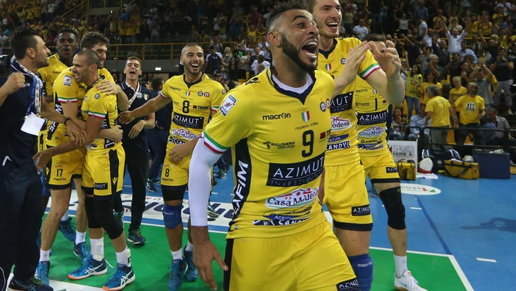 Volley: Superlega, Earvin e Swan Ngapeth fanno pace con Stoytchev