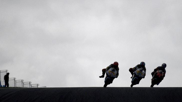 Moto3, Guevara lascia il Motomondiale