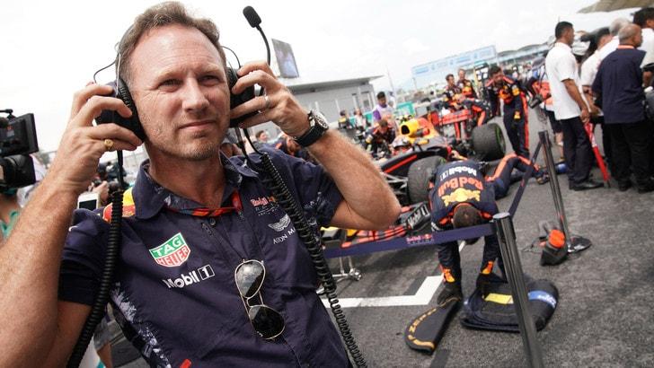 F1 Red Bull, Horner: «Quest'anno il peggior motore dal 2006»