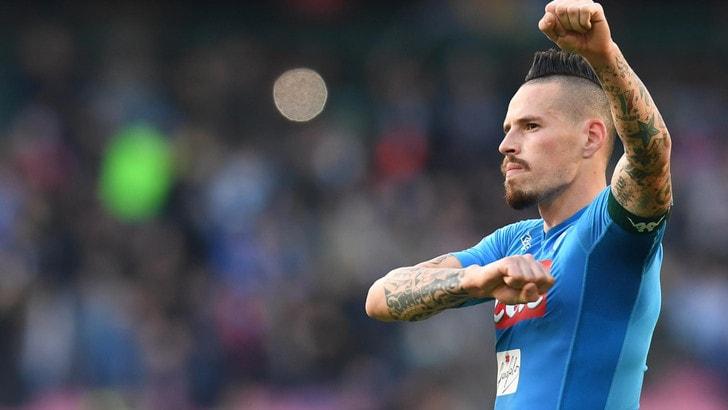 Serie A: Napoli, titolo d'inverno a 1,25