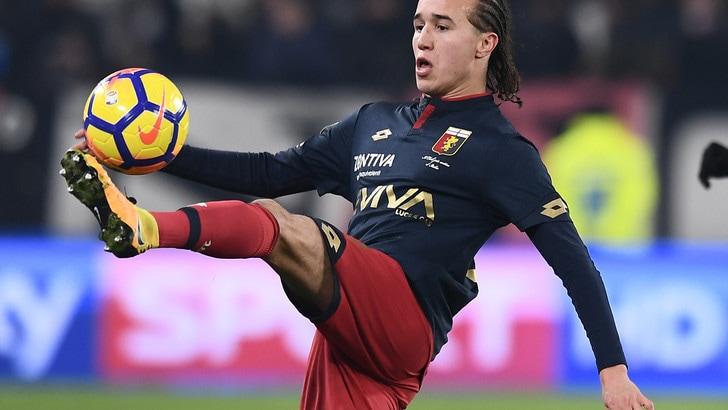 Serie A Genoa, Laxalt: «I punti deboli del Torino? Li troveremo»