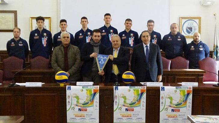 Volley: vernissage a Martina Franca per la qualificazione europea U.18
