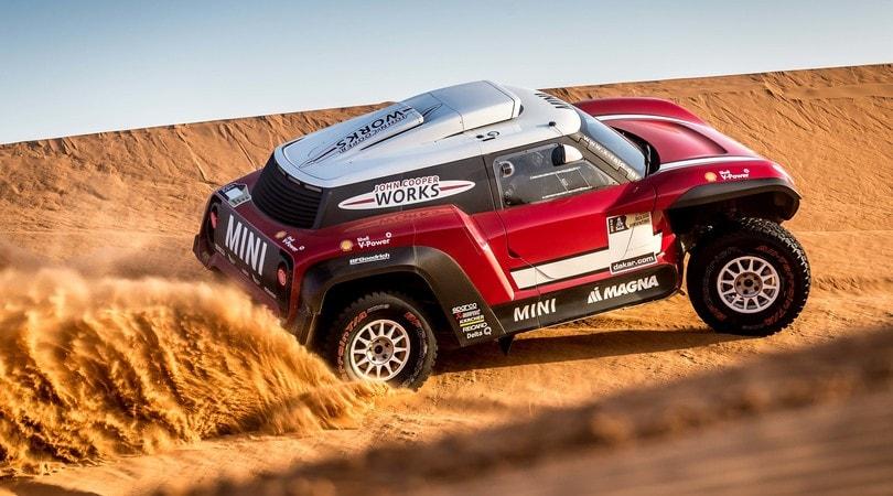 Dakar 2018: un testa a testa da 9 mila km tra Peugeot e Mini