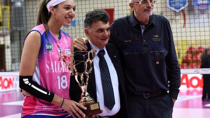 Volley: il  Torneo Mimmo Fusco il 3 e 4 gennaio a Busto Arsizio
