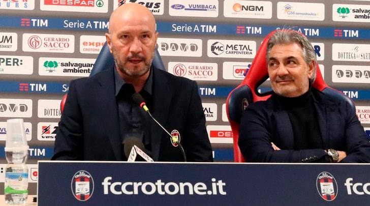 Serie A, Vrenna: «Grazie ai tifosi. Pronti per lottare in B»