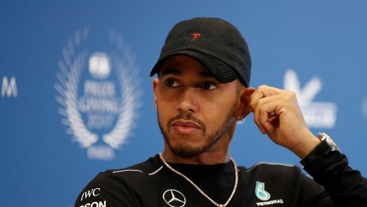 F1: Hamilton, profilo Instagram