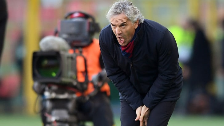 Serie A Bologna, Donadoni: «Continuiamo a buttare le occasioni»