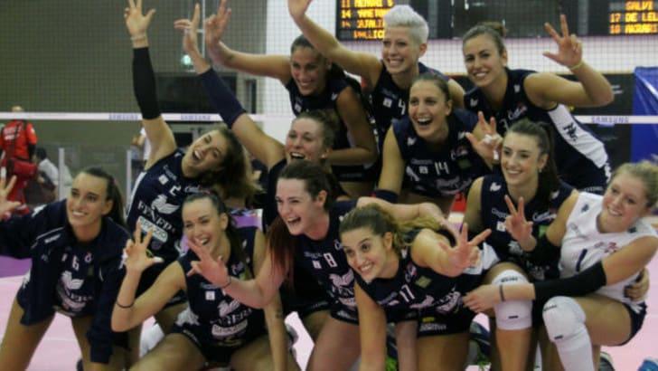 Volley: A2 Femminile, domani si gioca l' ultima di andata